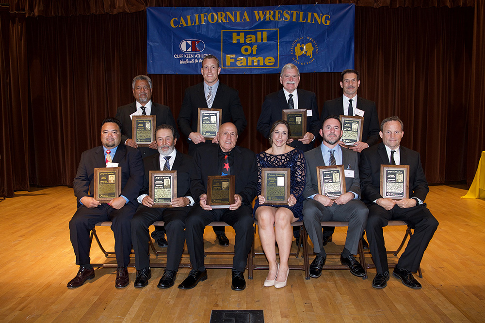 California Wrestling Hall of Fame 2018