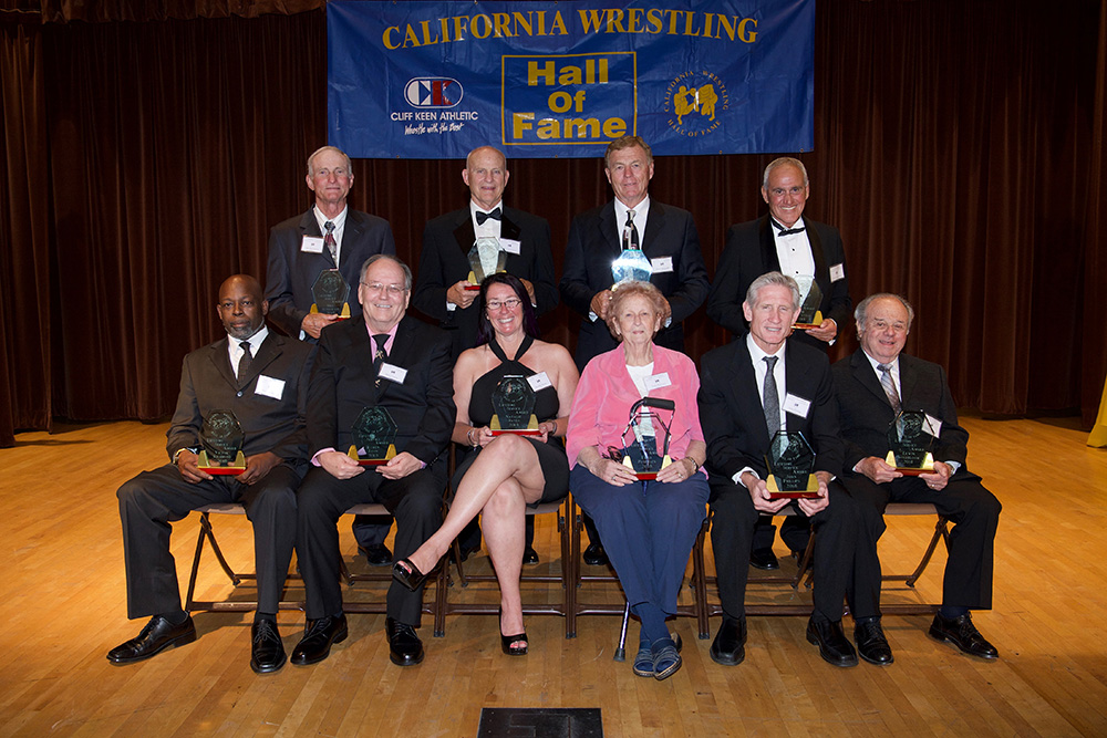 California Hall of Fame Lifetime Service 2018