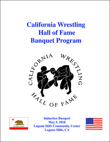 Hall of Fame Banquet Program Icon