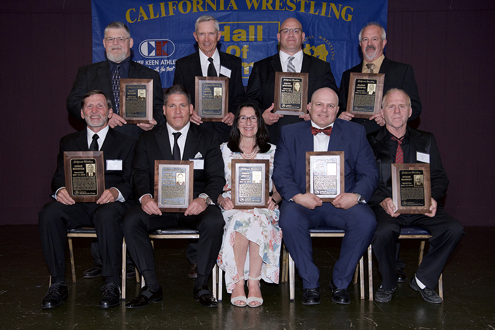 California Wrestling Hall of Fame 2019