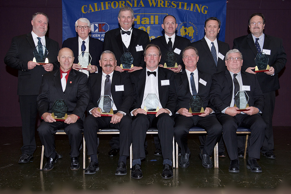 2019 Lifetime Service Award Winners